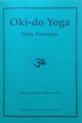 Oki-yoga Daily Principles